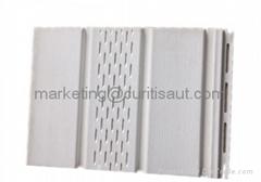 Environmental protection plastic materials pvc sheet outdoor wall panel