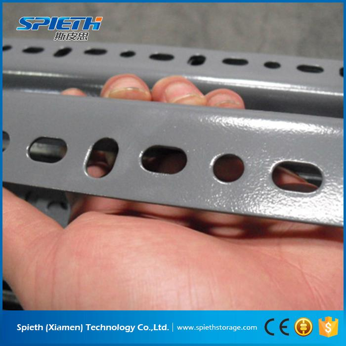Slotted angle steel shelving (China Manufacturer) - Storage