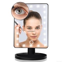LED放大化妝鏡