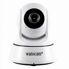 Wanscam HW0036 720P onvif one key setting indoor PTZ ip camera