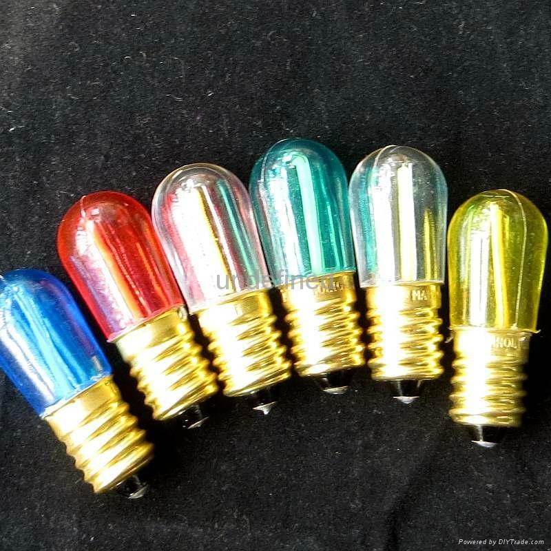 E14木瓜灯泡 1