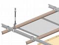 Quality aluminium ceiling system