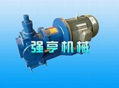 不锈钢圆弧磁力齿轮泵