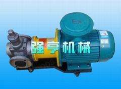 大同强亨无泄漏不锈钢圆弧泵环保节能