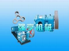 大同強亨不鏽鋼羅茨轉子泵自吸力強