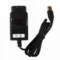 ELM327 USB Interface OBDII OBD2 Diagnostic Auto Car Scanner Tool Cable V1.5 ep 5