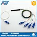 CATV optic optical 4 way fiber optic 1x4