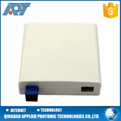 fiber optic 86 faceplate FTTH distribution box