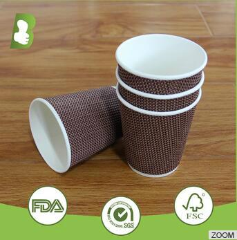 ripple wall paper cup 1