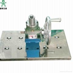 manual press machine lic