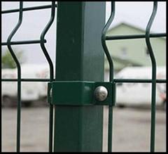 高品质的三角折弯护栏网