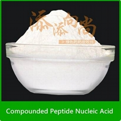 Green plant growth regulator Compounded Peptide Nucleic Acid 98%TC