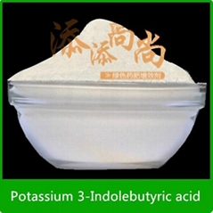 Plant growth regulator Potassium 3-Indolebutyric acid(K-IBA)90%TC