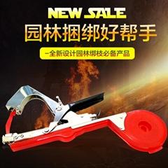 臺灣進口葡萄綁蔓機鉗綑綁器綁枝機鉗