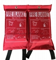 Fireproof fire blanket for home 1