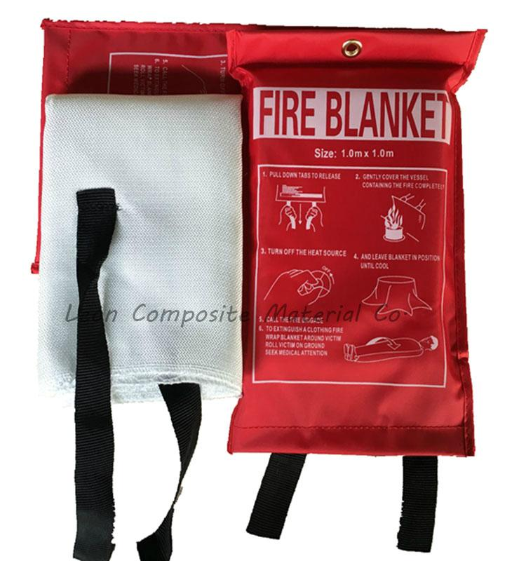 Fireproof fire blanket for home 3