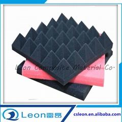 pyramid acoustic foam