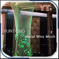 Stainless Steel Green Wall System Mesh