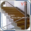 Stainless Steel Rope Mesh for Staircase