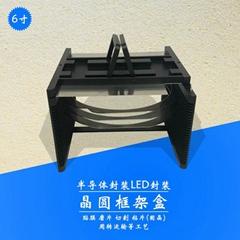 disco/ks切割機划片機專用晶圓框架盒廠家