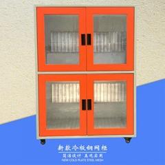 周口超大存儲smt鋼網存儲櫃鐵烤漆鋼鋼櫃供應廠家