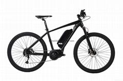 27.5'' 250w 36v Mid-drive Electric Mountain Bike