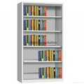 Simple Design Steel Bookcase for storage in any classroom 2