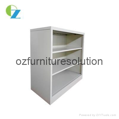 Adjustable Shelf Steel Bookcase for storage in any classroom 2