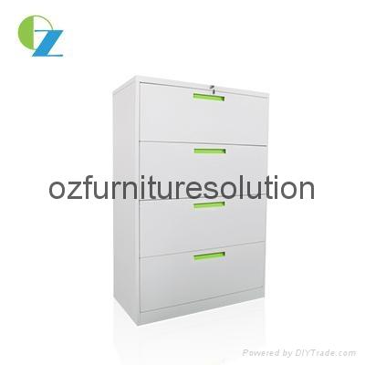 China office furniture waterproof storage steel filling cabinet 1
