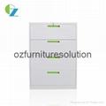 China office furniture waterproof storage steel filling cabinet 2