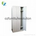 3 Door Steel Locker