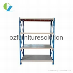 300KG loading Steel Medium-duty Rack