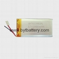 3.7V Low Temperature Lithium-polymer