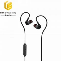 Ear hook earphones wireless headfree bluetooth headset