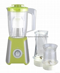 Unbreakable high quality 3 in 1 ice blender