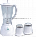 Hot sell 1.5L 3 in 1 unbreakable blender