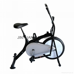 Inflatable pedal crossfi