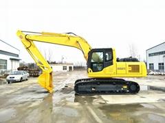 Crawler excavator HE220-