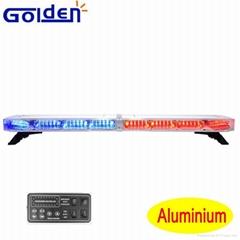 LED strobe warning police light bar