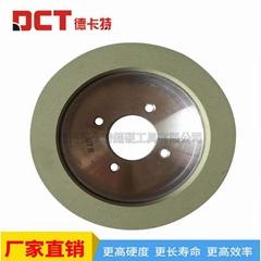 高精度陶瓷金刚石砂轮支持定制