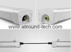 LED Tri-proof light 1.2m 40w IP66 TUV CE