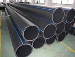 市政排水HDPE 工廠供貨PE給水管材