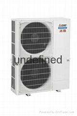 三菱電機MXZ-8C160VAMZ-C中央空調冰焰系列超強制熱