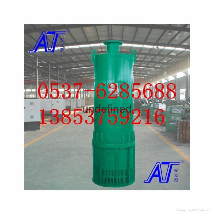 WQ防爆排污泵安全稳定易使用 5