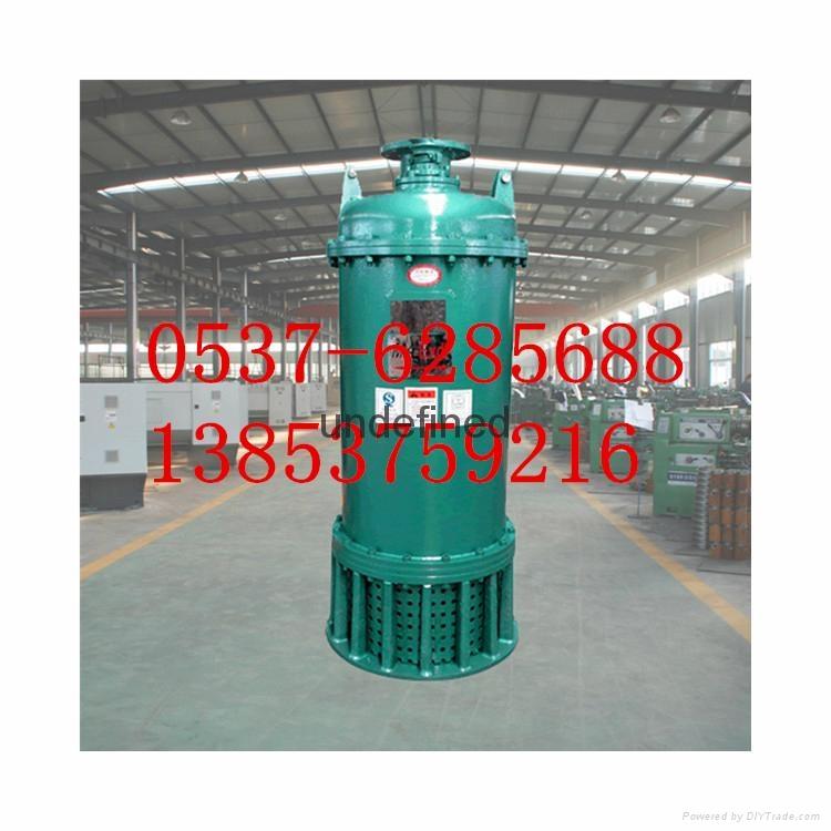 矿用隔爆型潜水排沙电泵 1
