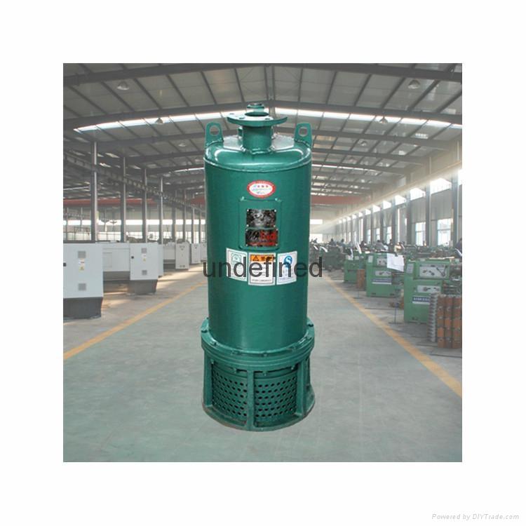 矿用隔爆型潜水排沙电泵 2