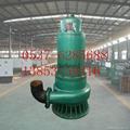 矿用隔爆型潜水排沙电泵 4