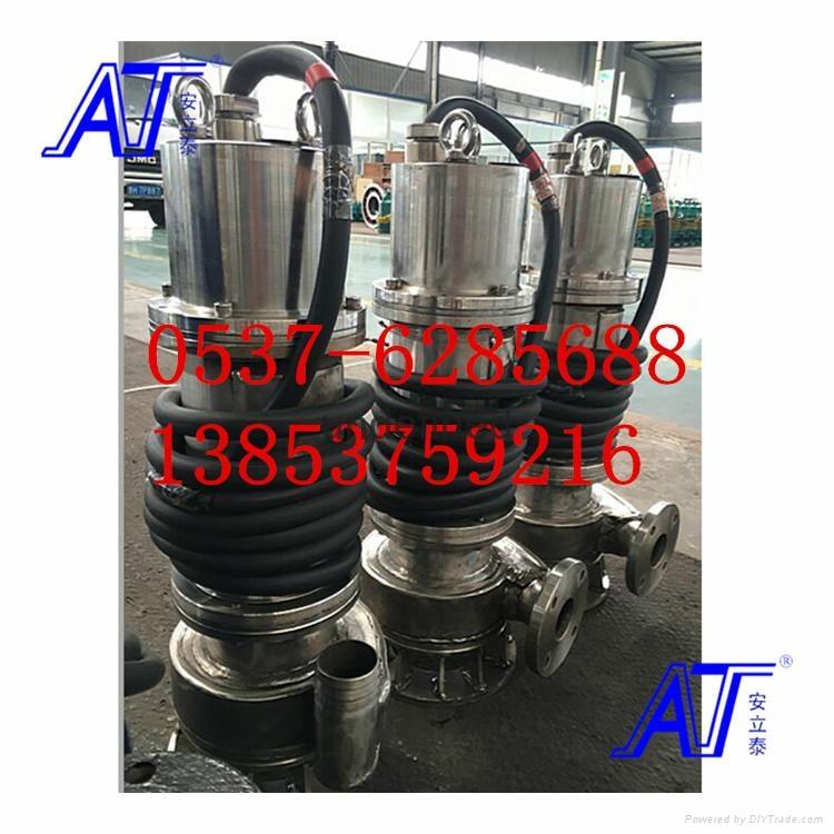WQ防爆泵性能稳定库存数量多 4