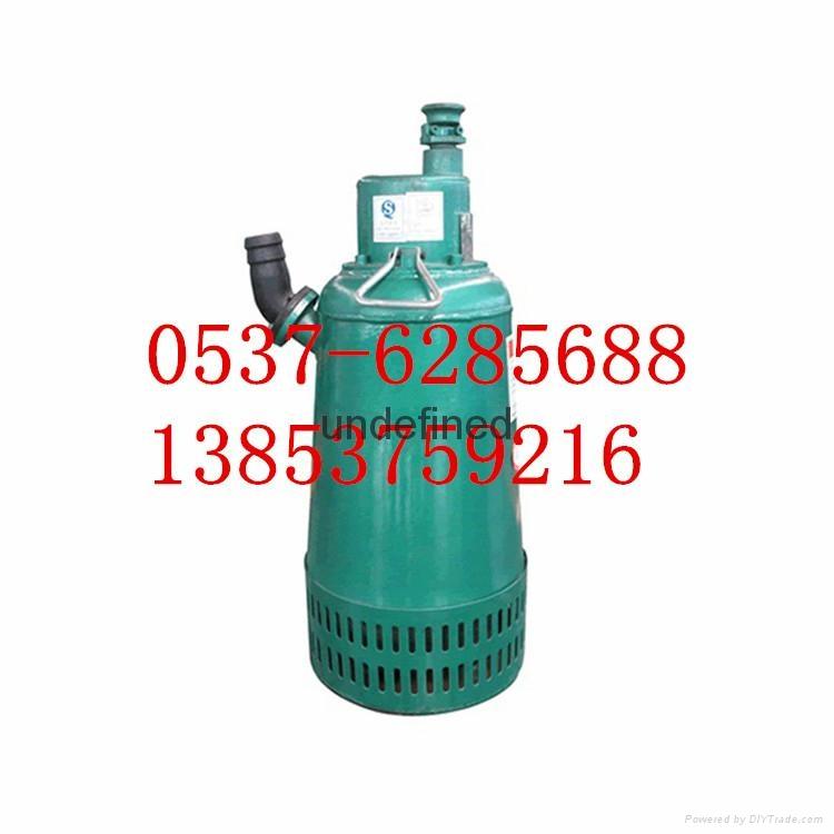 WQB防爆潜水泵型号齐全价格优惠 1