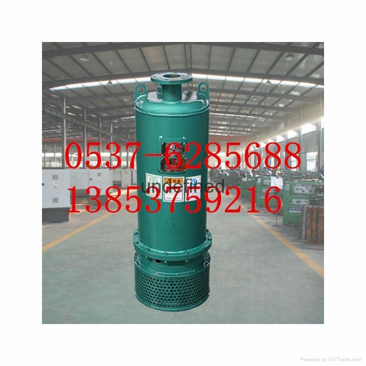 WQB防爆潜水泵型号齐全价格优惠 4